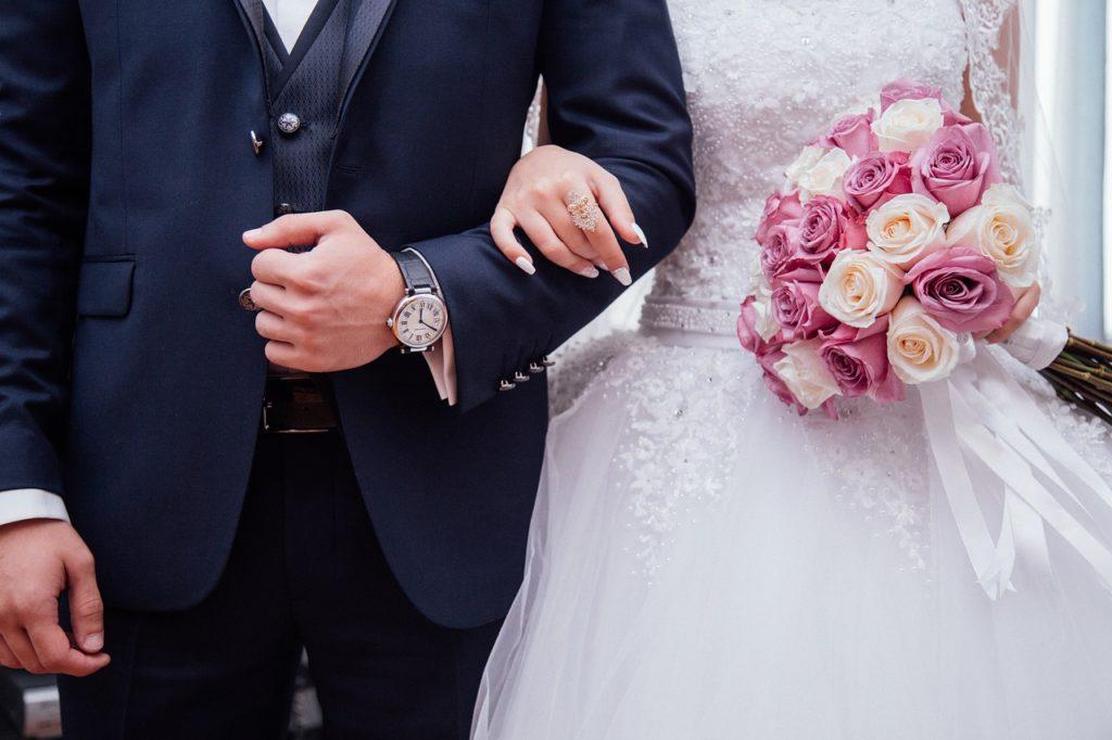 Il galateo del matrimonio perfetto.